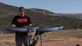 Η Ρωσία κατασκευάζει φλογοβόλα οπλισμένα drones [video]