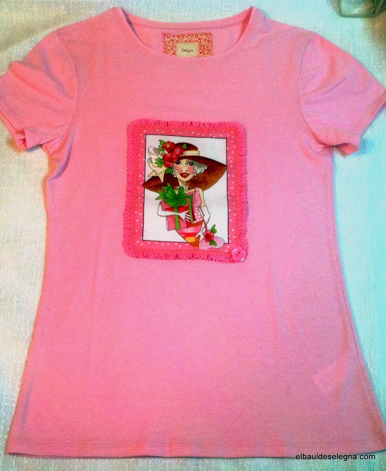 Camiseta chica loca 06