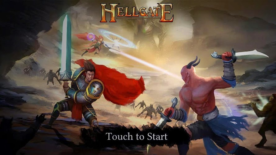 Hell Gate Gameplay Android