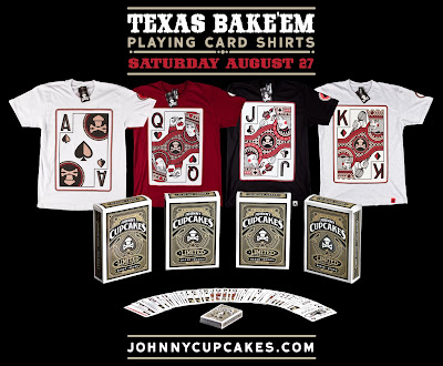 Johnny Cupcakes x Bicycle Playing Cards Collection