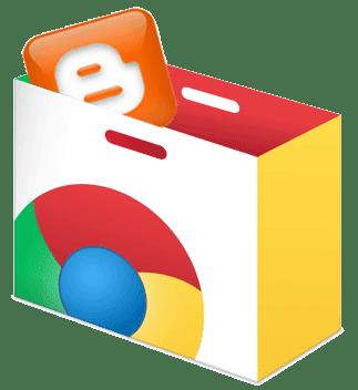 chrome extension for blogger