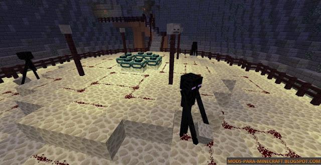 Imagen 1 del mapa Aquatica para Minecraft 1.8