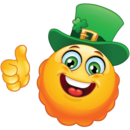 Irish smiley