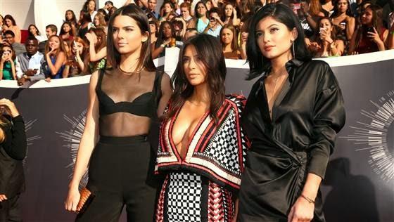 Kim Kardashian MTV VMA 2014