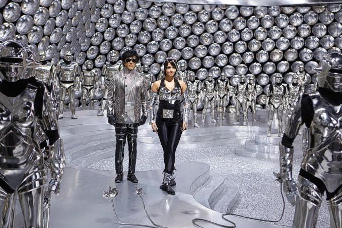 Rajinikanth and Aishwarya Rai in Tamil film Enthiran(The Robot)-12 Post-55-0-22788200-1305792666