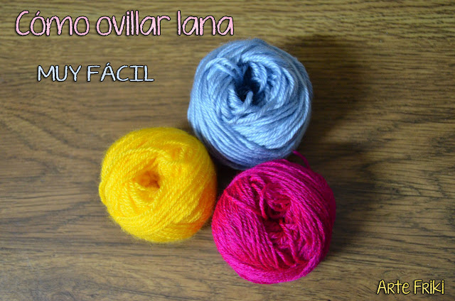 diy como ovillar lana hazlo tu mismo do it yourself yarn do it your self