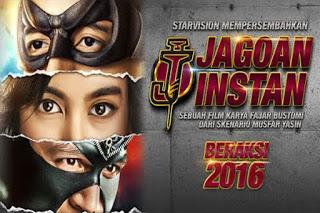 Sinopsis Jagoan Instan (2016)