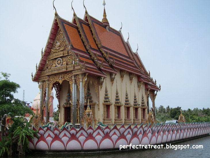 The Perfect Retreat Thailand Koh Samui Temples