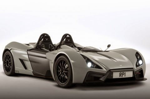Autocar:An exclusive look at the Elemental RP1