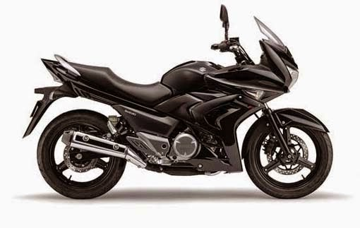 Suzuki Inazuma 250F Black