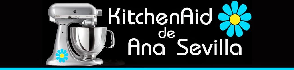 KitchenAid de Ana Sevilla