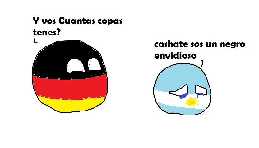 Ánimo Argentina