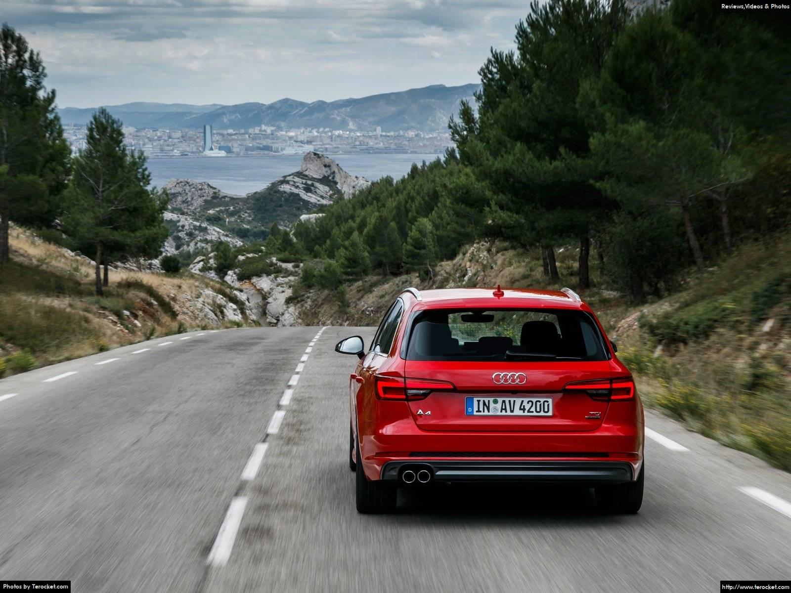 Hình ảnh xe ô tô Audi A4 Avant 2016 & nội ngoại thất