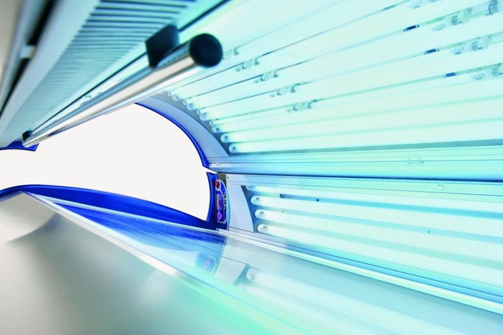 SE20 - Sunbed - UVA - SOL-ID & ELEGANCE 100W - Tanning -