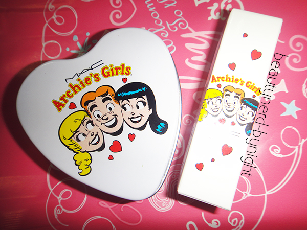 MAC Archie's Girls Lipstick