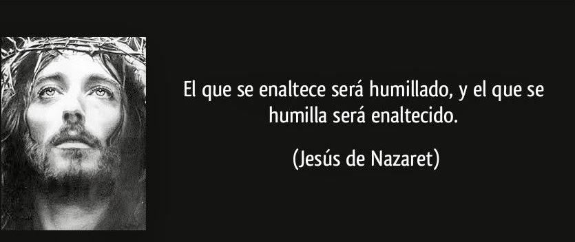 Frase de Jesús de Nazaret