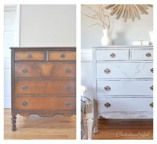 ARTESARE: El antes y después de restaurar un mueble