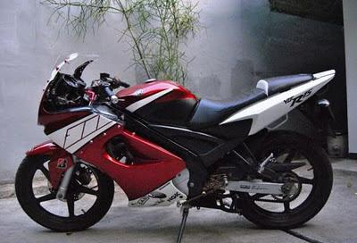 Spec Motor dan Modifnya :