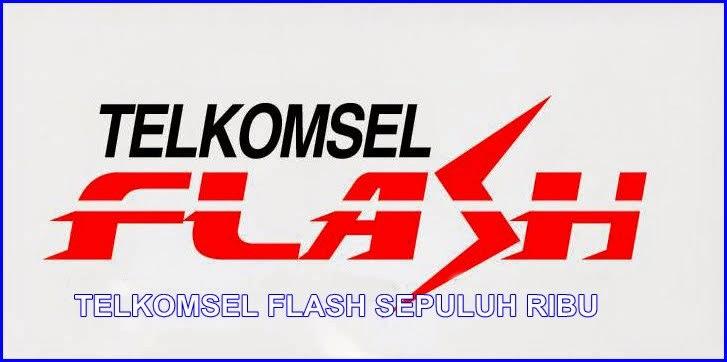 Telkomsel Flash sepuluh ribu