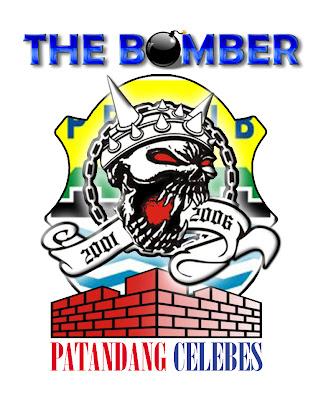 Desain: Logo The Bomber Patandang Celebes