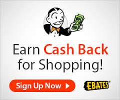 Earn Cash Back for Shopping!