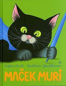 Kajetan Kovič: Maček Muri