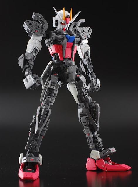 RG Aile Strike Gundam IWSP