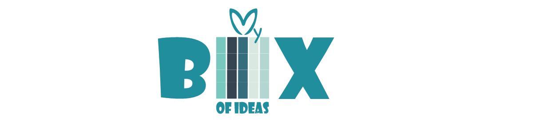 My box of ideas.
