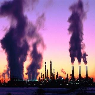 Gambar Pencemaran Udara