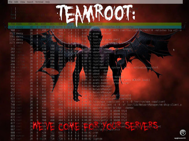 Teamr00t Hack Syrian Government Sites