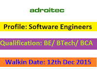 Adroitec-Information-Systems-walkin-freshers-12-december