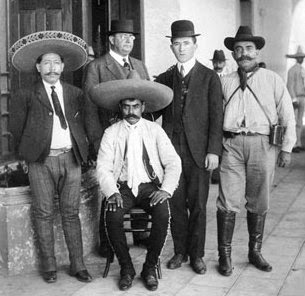 Zapatistas en Convención
