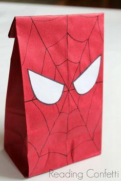 hombre araña spiderman