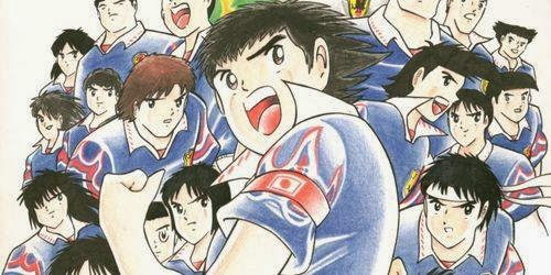 Vuelve Super Campeones. Nuevo manga para el 2014