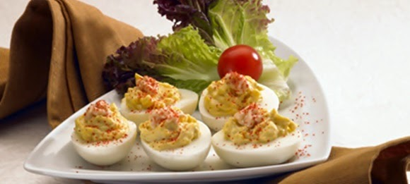 Huevos De Coctel