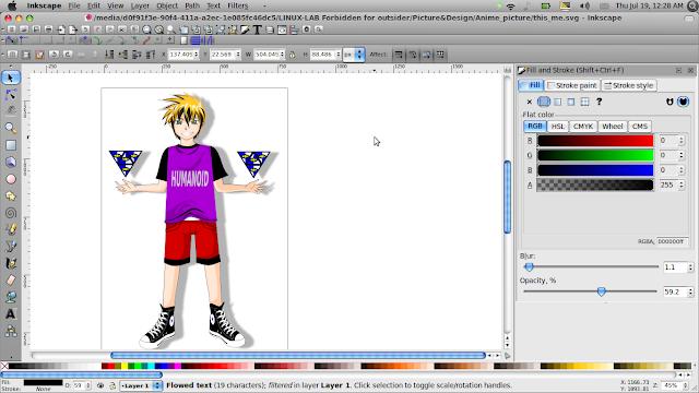 Inkscape Corel Draw Versi Linux Berbagi