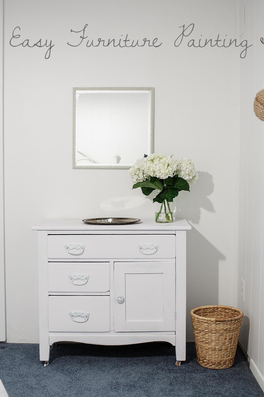 easy way to paint furniture julie blanner entertaining u0026 home