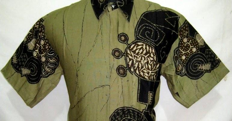 kemeja batik pria LL197 ∞≫ Cs. fashionShop