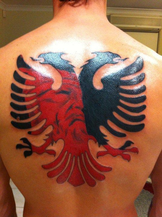 Albanian Tattoo Shqiponja Zjarrte / ¡ta-¡ta P!cs