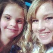 My baby sister Dana :)