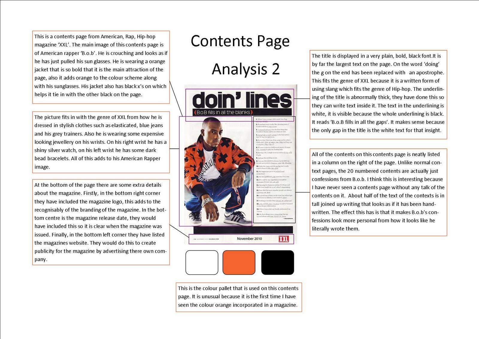 analysis coursework