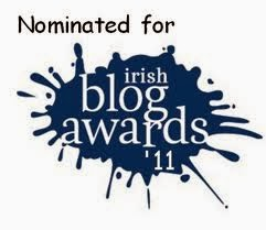 Nominated Irish Blog Awards 2011