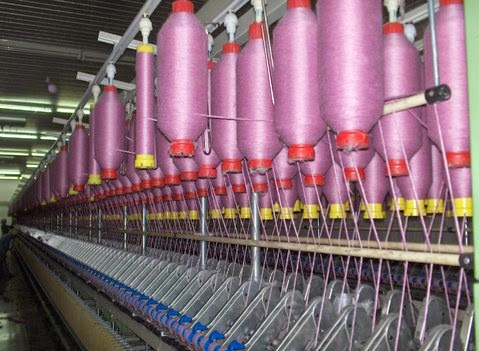 Yarn Ring Spinning Frame