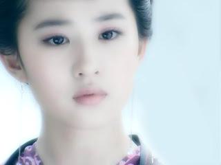 Crystal Liu Yi Fei (劉亦菲) Wallpaper HD 27