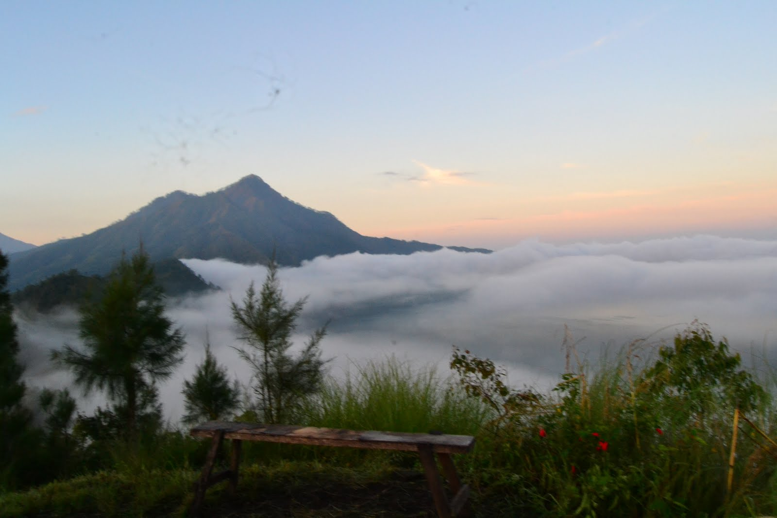 Caldera Batur View
