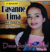 lançamento do cd da cantora- dayanne-lima
