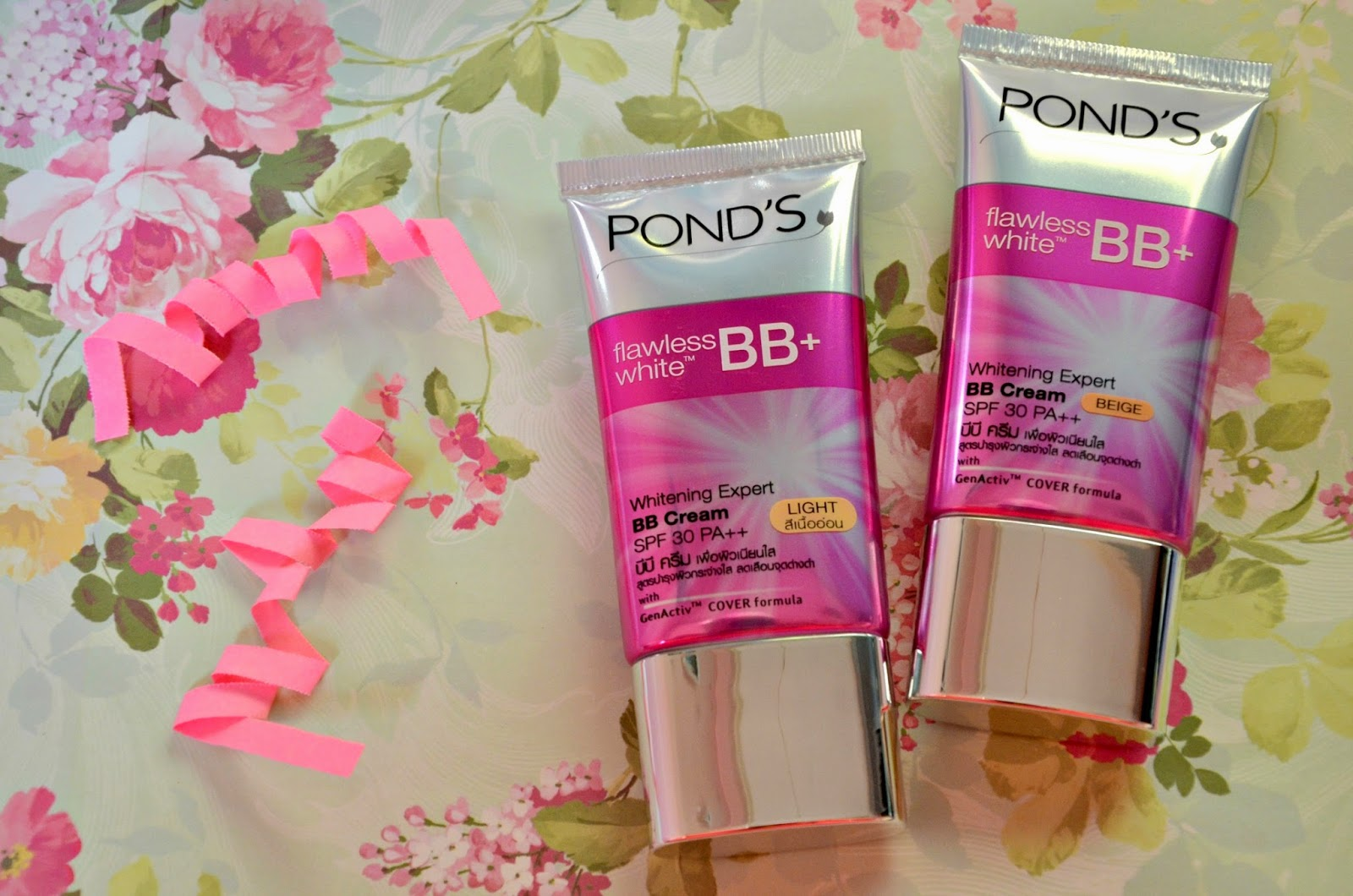 Unboxing The March 2015 Ponds Exclusive Bdj Box A Day In Life Flawless Daily Moist 50g White Bb Cream 25g Php340 Get Instantly Spotless And Radiant Skin With Whitening Expert Spf 30 Pa