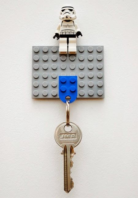 Chaveiro Lego