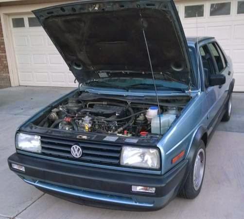 Vw Clean Diesel >> 1990 VW Jetta Diesel Wolfsburg Edition - Buy Classic Volks