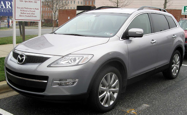 Side image of Mazda CX-9